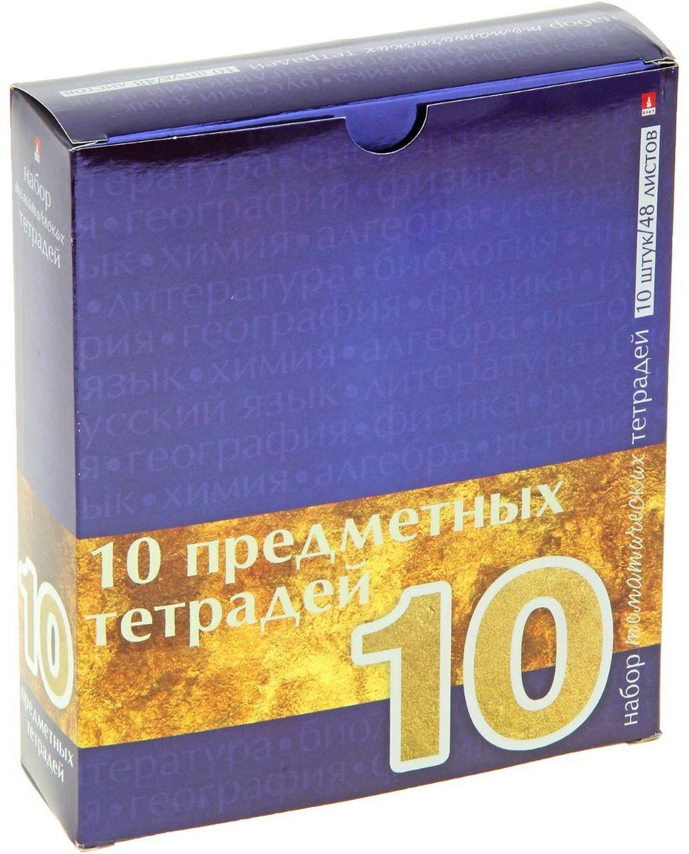 Альт Набор тетрадей предметных Классика 48 листов 12 шт1122323