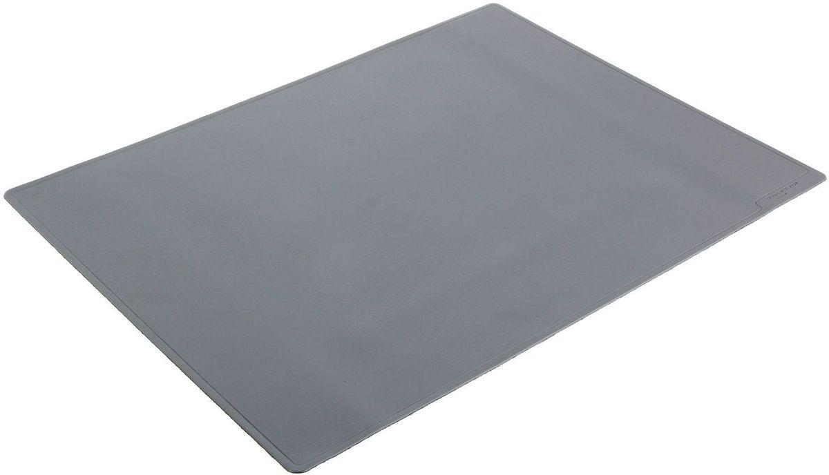 Durable Настольное покрытие нескользящее цвет серый 53 х 40 см
