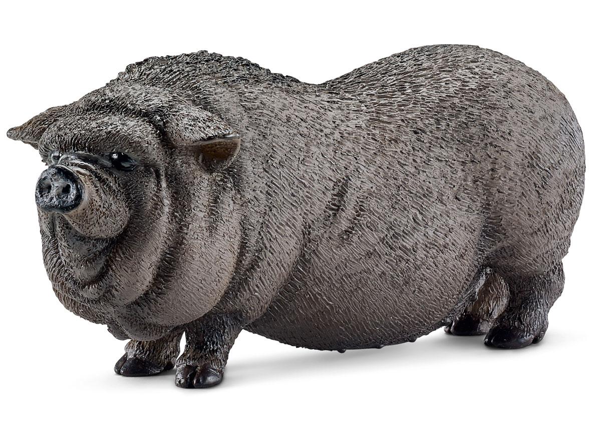 Schleich Фигурка Вьетнамская вислобрюхая свинья