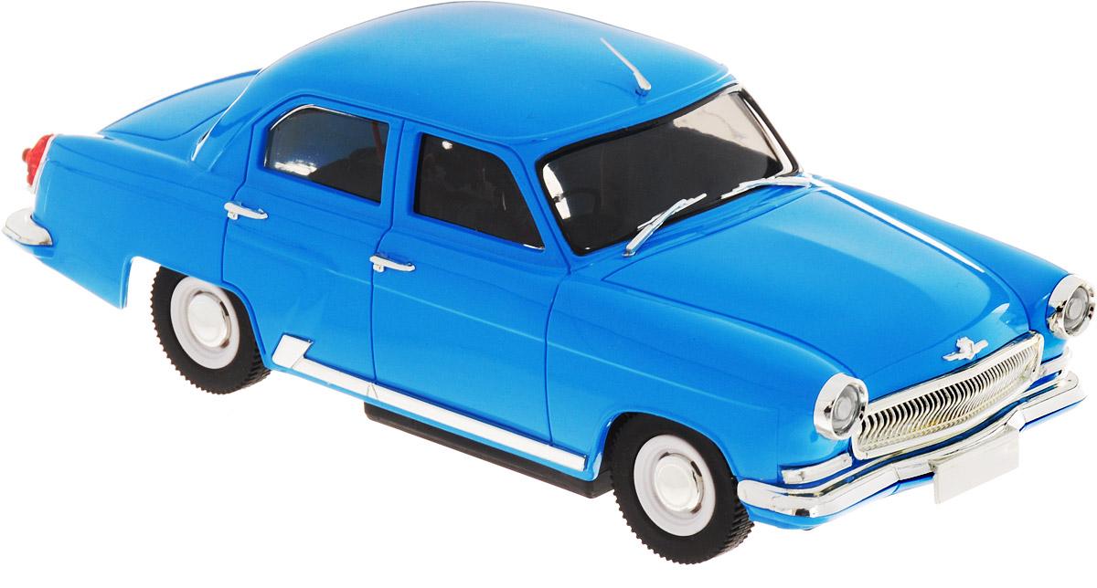 Pilotage Радиоуправляемая модель Волга ГАЗ21 цвет голубой