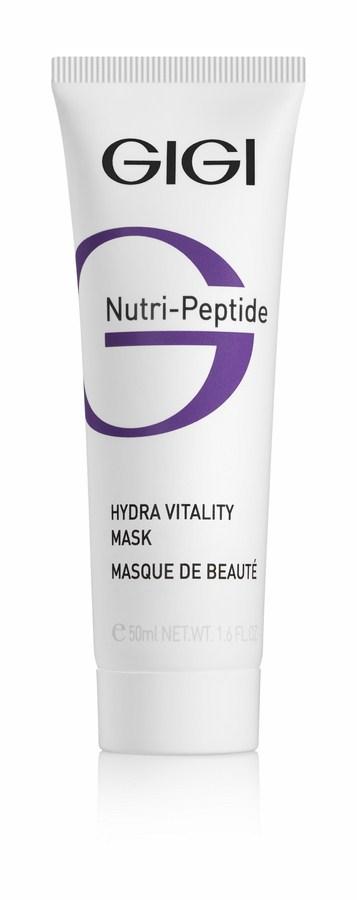 GIGI Пептидная увлажняющая маска красоты Nutri-Peptide Hydra Vitality Beauty Mask, 200 млgi11524Придает коже бархатистость и гладкость, возвращает сияние молодости и здоровья.