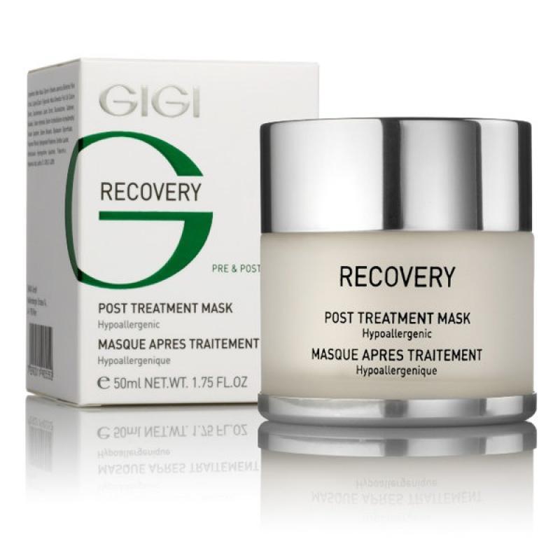 GIGI Регенерирующая маска Recovery Post Treatment Mask, 260 млgi20056Регенерирующая, подтягивающая кремовая маска с высокойконцентрацией успокаивающих, антиаллергических и увлажняющих веществ. Снимает отек, воспаление, жжение, смягчает и глубоко увлвжняет кожу. Снижает риск нежелательных побочных эффектов и продлевает эффекты и продлевает эффекты после процедур. Делает кожу мягкой и упругой. Активные компоненты: Без консервантов. Гипоаллергенно.