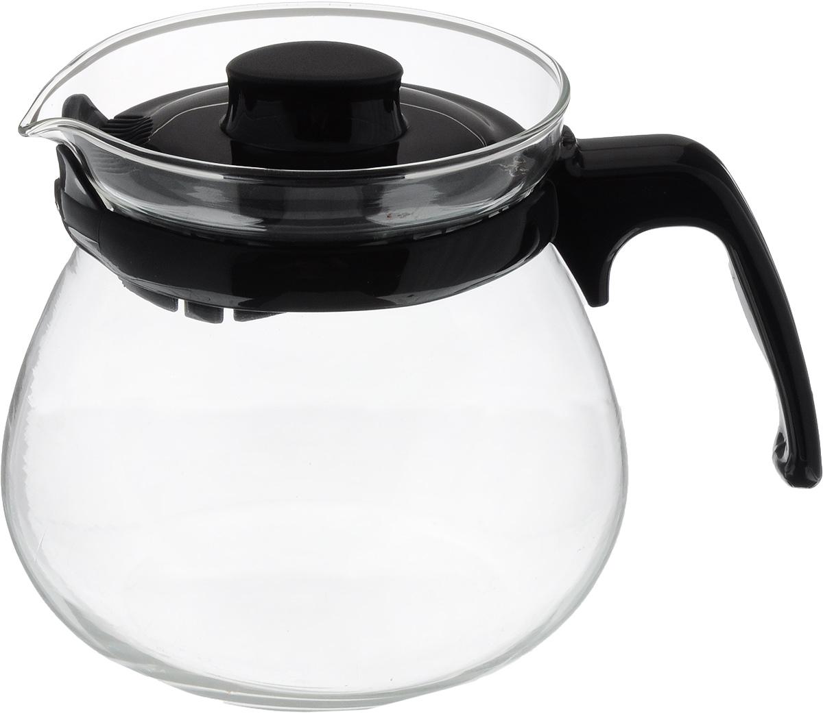"""Чайник заварочный """"Appetite"""", стеклянный, 700 мл S48-1"""
