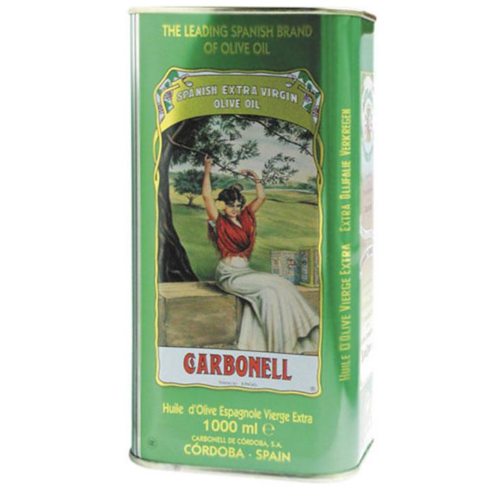 Carbonell оливковое масло нерафинированное, 500 ггзк064Великолепное оливковое масло произведено на территории Испании по традиционной технологии из классических сортов оливок.