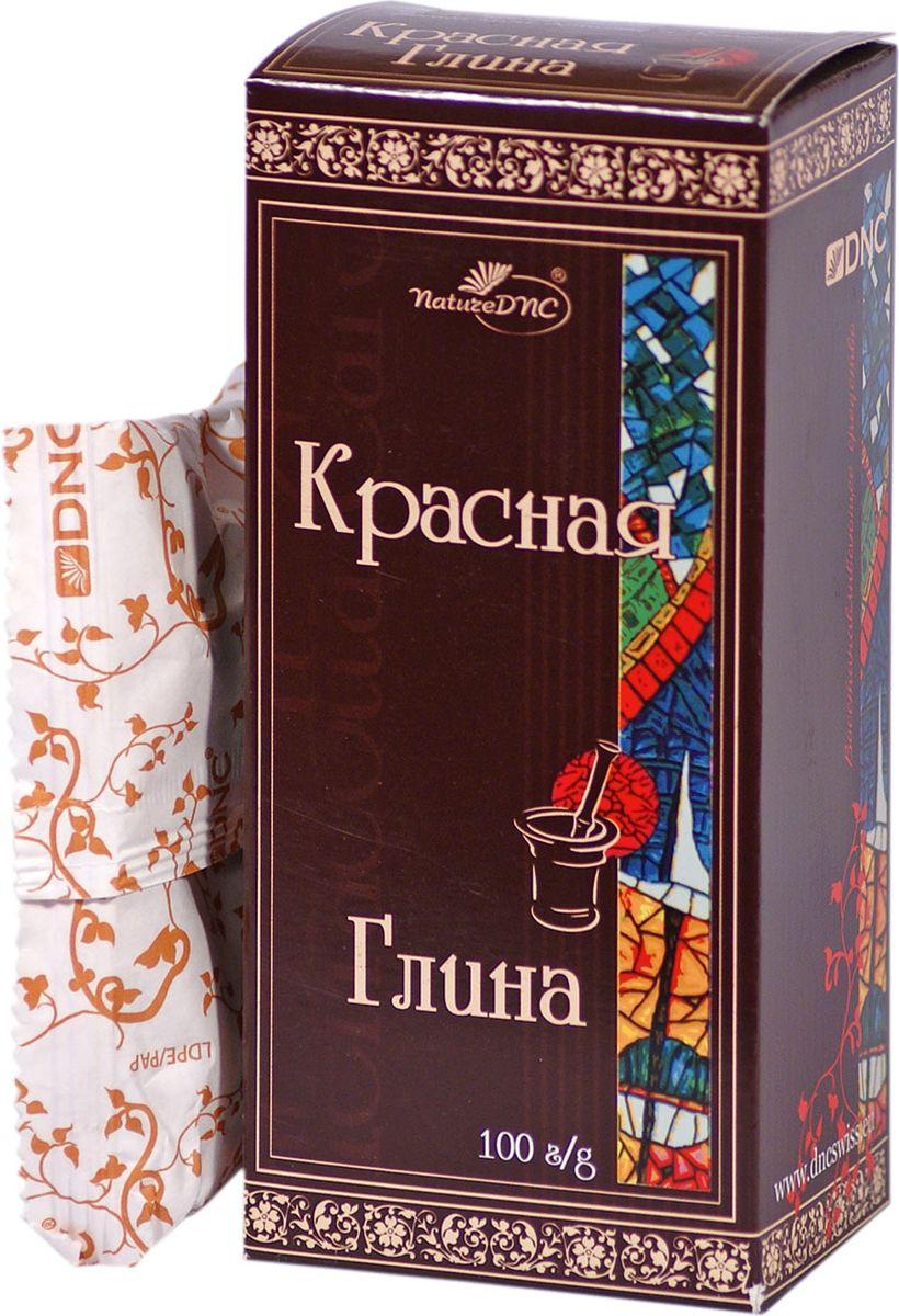 DNC Глина косметическая красная 100 г