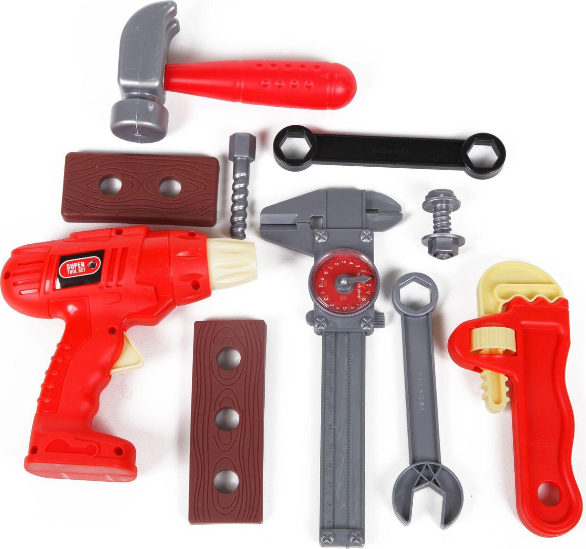 Yako Игровой набор маленького строителя Tool set Y12613033  игрушечные инструменты pilsan инструменты tool set