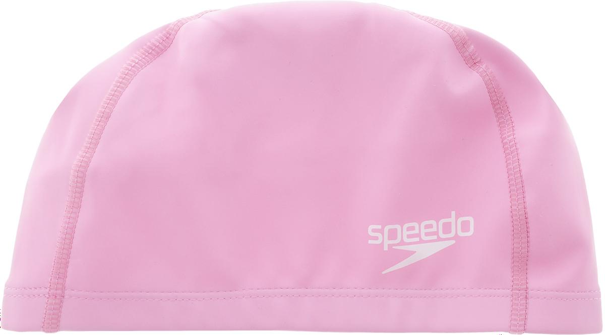 Шапочка для плавания Speedo Ultra Pace Cap, цвет: розовый17311341