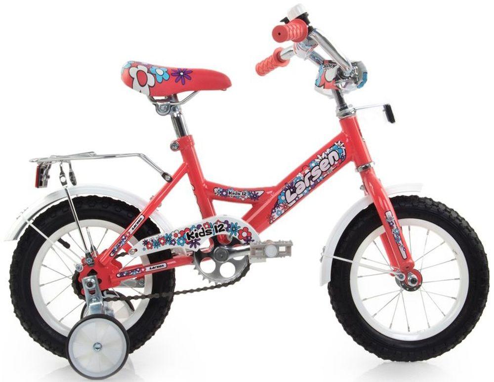 Велосипед детский Larsen