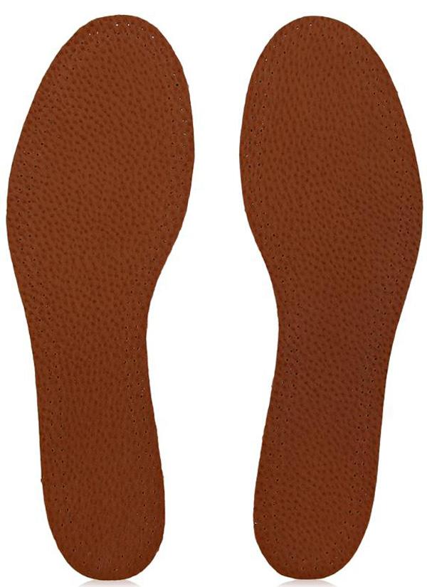Стелька, OmaKing из кожаных волокон, 44/45Т-280-45Стельки из волокна кожи. Впиттывают влагу, поглащают запах. Быстро высыхают.