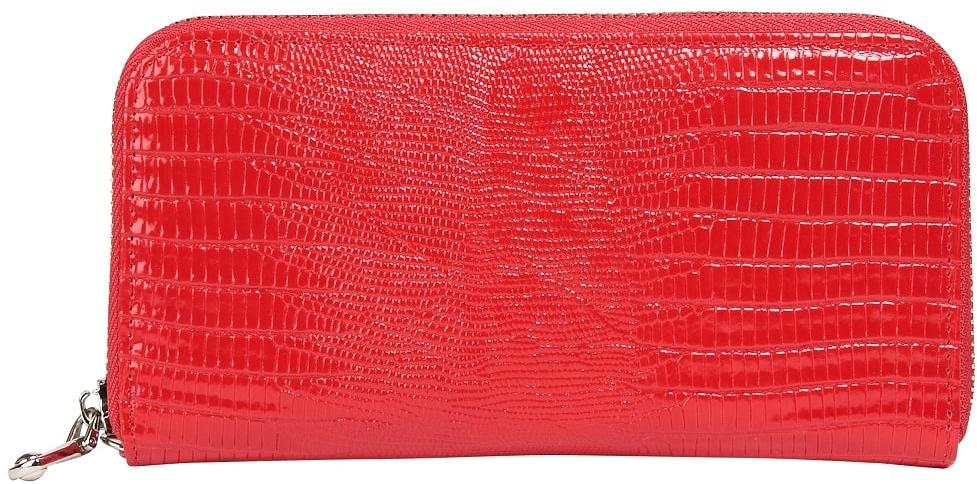 Кошелек женский Janes Story, цвет: красный. K-L-889-12K-L-889-12