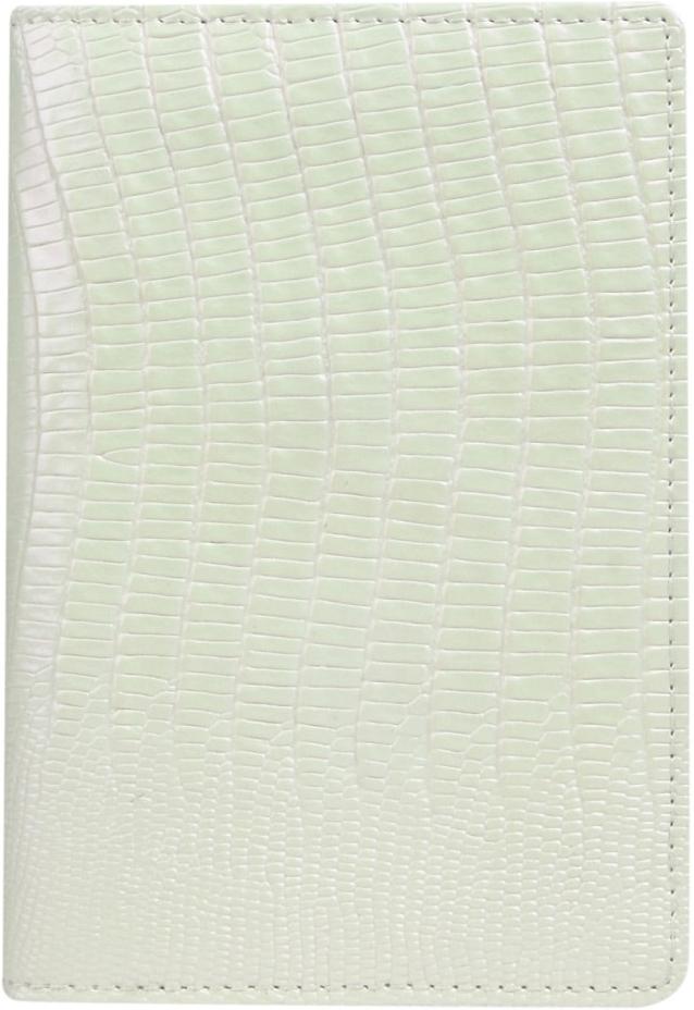Обложка для паспорта женская Janes Story, цвет: белый. K-L-P193-62K-L-P193-62