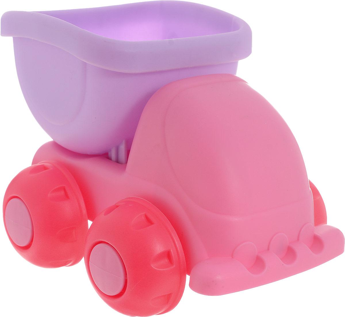 Baby Trend Игрушка для песочницы Машинка цвет розовый сиреневый  недорого