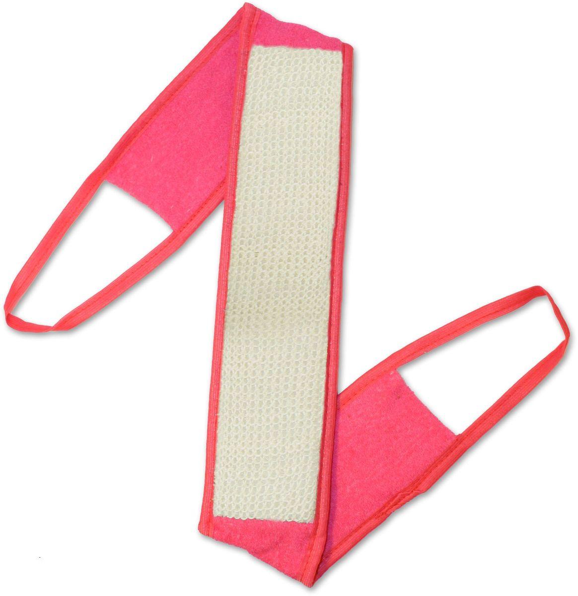 Мочалка Eva Ladies, с ручками. М2511М2511Специализированная серия для женщин с привлекательным дизайном упаковки и лучшими потребительскими свойствами.