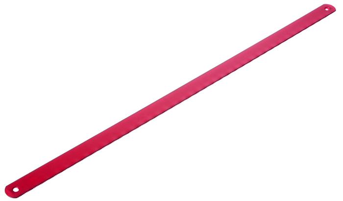 JTC Полотно для ножовки HSS 24Т. JTC-3737JTC-3737Размер: 24Тх12; (HSE). Длина: 305 мм. Количество в оптовой упаковке: 1000 шт. Габаритные размеры: 305/15/1 мм. (Д/Ш/В) Вес: 18 гр.