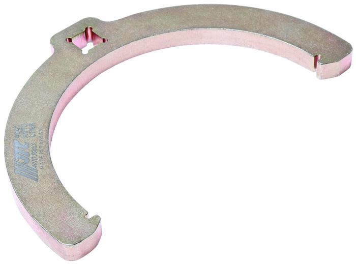 JTC Ключ для снятия и установки топливного фильтра двигателей типа HDI (Peugeot, Citroen, Renault). JTC-4041JTC-4041Ключ используется для замены топливного фильтра. Применяется в автомобилях: Пежо (Peugeot), Ситроен (Citroen), Рено (Renault). Размер: 108 мм./46 RlBS. Габаритные размеры: 170/170/10 мм. (Д/Ш/В) Вес: 248 гр.