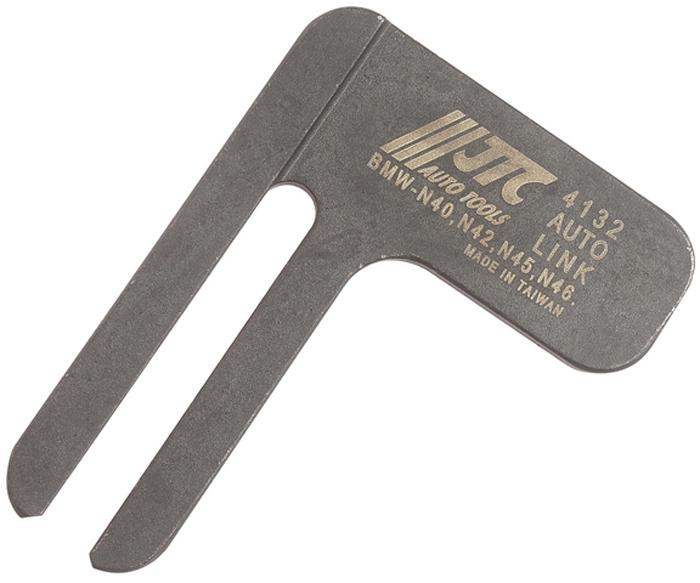 JTC Фиксатор распредвалов (BMW N40, N42, N45, N46). JTC-4132JTC-4132Инструмент применяется для фиксации положения распредвала во время регулировки фаз ГРМ. Применение: БМВ (BMW) N40, N42, N45, N46. Размер прорези: 9 мм. (экстра-крупный). Габаритные размеры: 170/105/5 мм. (Д/Ш/В) Вес: 163 гр.