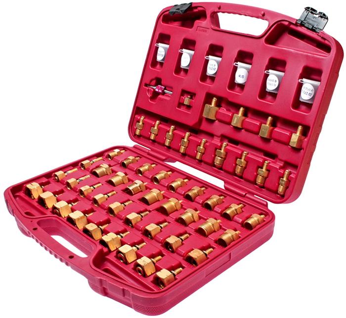 JTC Набор адптеров для тестирования системы кондиционирования VW, AUDI. JTC-4627JTC-4627В набор входят различные адаптеры для тестирования системы кондиционирования на предмет утечек. Предназначен для проверки расширительного клапана, осушителя, компрессора, конденсатора, испарителя и др. Применение: Фольксваген (Volkswagen), Ауди (Audi), Ниссан (Nissan-March), GM, Вольво (Volvo), Тойота (Toyota), Хонда (Honda) и др. Упаковка: прочный переносной кейс. Габаритные размеры: 400/320/75 мм. (Д/Ш/В) Вес: 4182 гр.