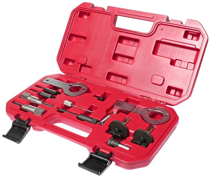 JTC Набор фиксаторов распредвала для установки фаз ГРМ (FIAT, OPEL). JTC-4678JTC-4678Комплект фиксаторов используется для корректной установки фаз ГРМ. Применяется в автомобилях Опель (Opel), Фиат (Fiat). Упаковка: прочный переносной кейс. Габаритные размеры: 380/200/70 мм. (Д/Ш/В) Вес: 1700 гр.