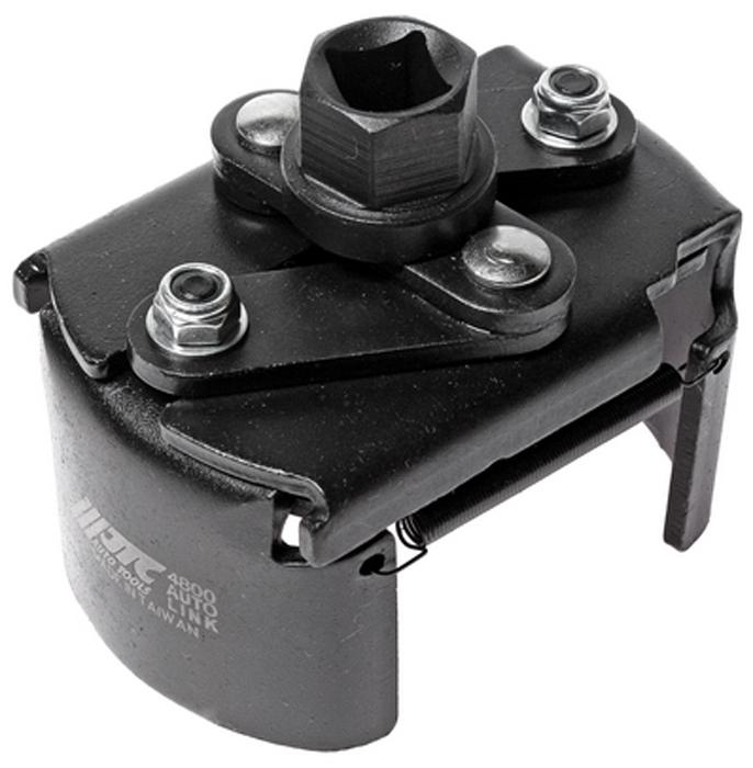 JTC Съемник масляного фильтра. JTC-4800JTC-4800Съемник масляного фильтра JTC Характеристики Специально предназначен для быстрого снятия и установки масляного фильтра. Имеет возвратную пружину для удержания фильтра. Рабочий диапазон: 80-115 мм. Вороток 1/2 или ключ 21 мм. Габаритные размеры: 180/120/80 мм. (Д/Ш/В) Вес: 650 г.