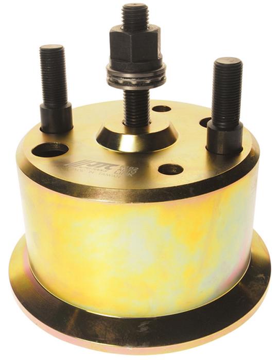 JTC Приспособление для замены сальника коленвала NISSAN UD (CW 520, CW 530). JTC-5162JTC-5162Используется для замены заднего сальника коленчатого вала. Применение: Ниссан (Nissan) UD: CW520, CW530. Номер сальника: BZ5333E (для CW520), BZ4938E (для CW530).