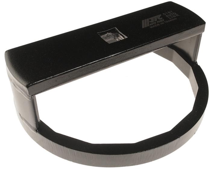 JTC Съемник масляного фильтра ISUZU. JTC-5187JTC-5187Используется для снятия и установки масляного фильтра. Применение: ISUZU 4.9т, 6.5т, 8.7т, 9.5т, 11т, 17т. HINO 17т. (Евро 4) Размер: 1/2 Dr. x 118 мм. 16 граней.