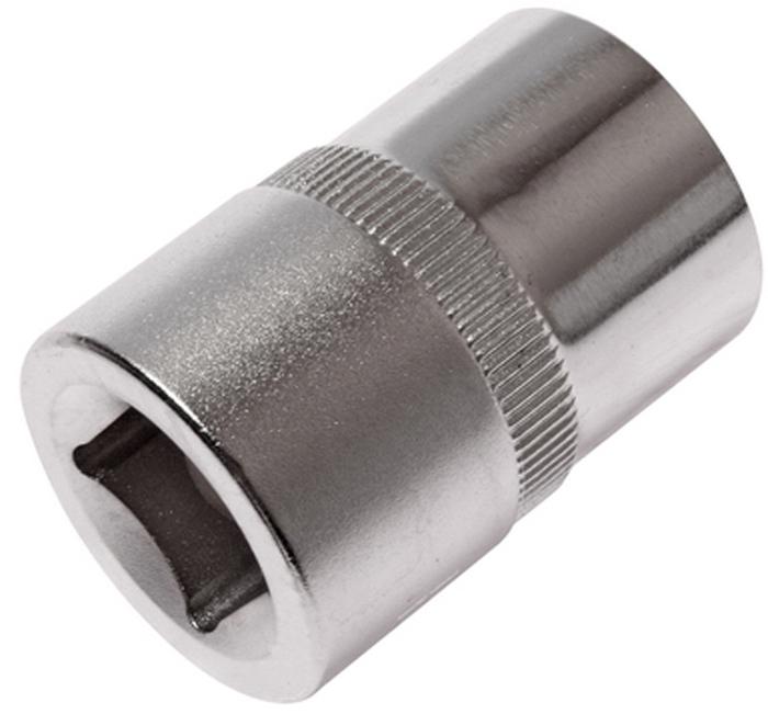 """JTC Головка торцевая TORX 1/2 х E22, длина 38 мм. JTC-43522JTC-43522Изготовлена из закаленной хром-ванадиевой стали. Размер: 1/2""""хE22. Общая длина: 38 мм. Количество в оптовой упаковке: 10 шт. и 200 шт. Габаритные размеры: 38/26/26 мм. (Д/Ш/В) Вес: 89 гр."""