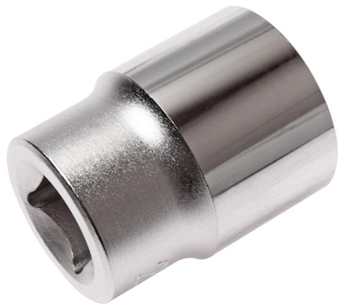 """JTC Головка торцевая 6-гранная 1/2 х 22 мм, длина 38 мм. JTC-43822JTC-438226 граней, метрический размер. Изготовлена из закаленной хром-ванадиевой стали. Размер: 1/2""""х22 мм. Длина: 38 мм. Количество в оптовой упаковке: 10 шт. и 200 шт. Габаритные размеры: 38/30/30 мм. (Д/Ш/В) Вес: 98 гр."""