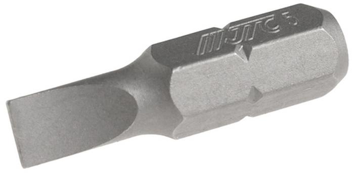 JTC Вставка 1/4DR шлиц 0.8х5х25 мм. JTC-1122505JTC-1122505Размер: 0.8 х 5 х 25 мм. Квадрат: 1/4 DR. Материал: S2 сталь. Тип: SL.