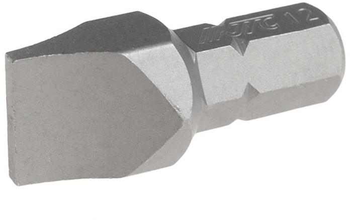 JTC Вставка 5/16DR шлиц 2х12х30 мм. JTC-1223012JTC-1223012Размер: 2 х 12 х 30 мм. Квадрат: 5/16 DR. Материал: S2 сталь. Тип: SL.