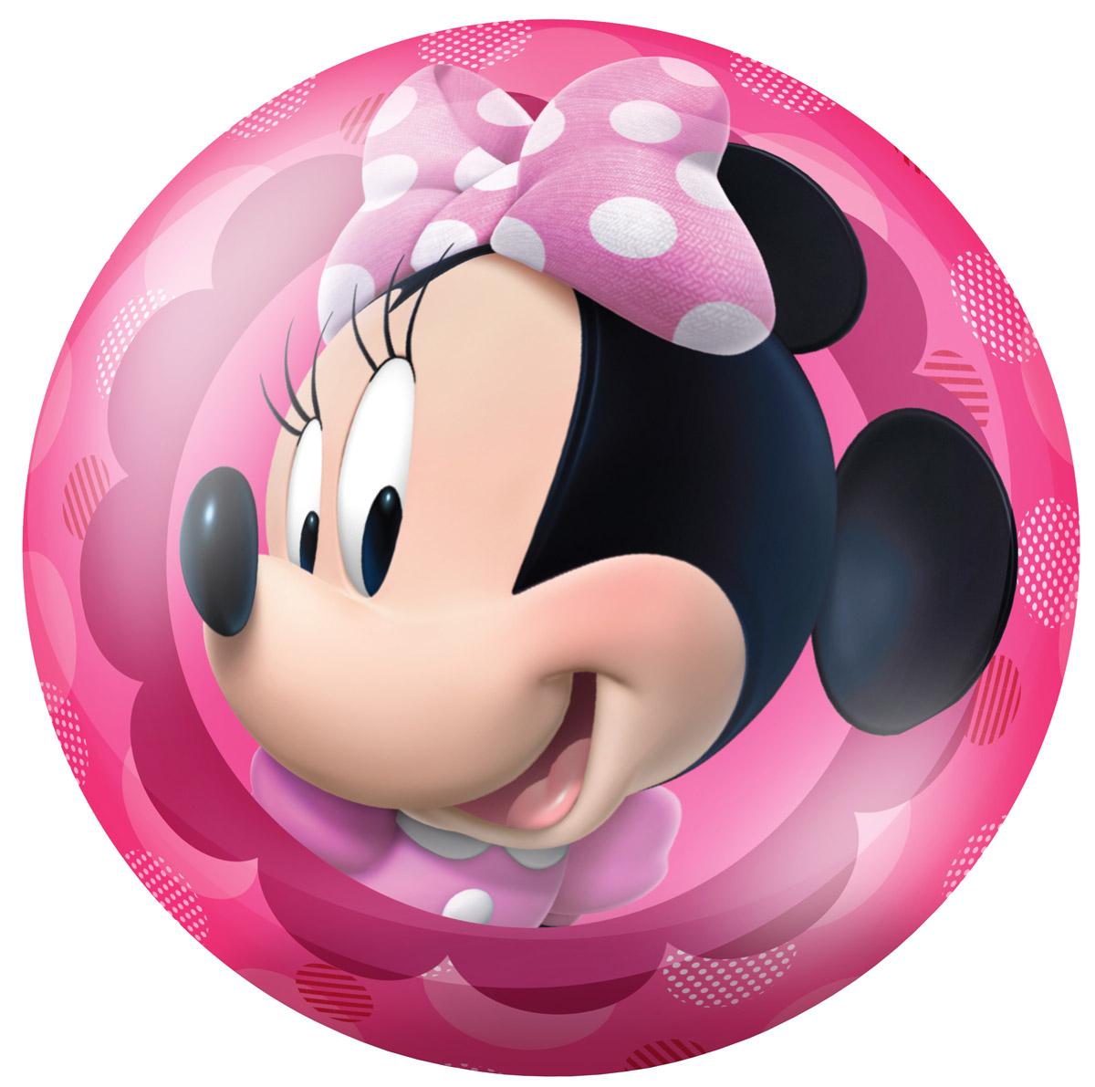 Fresh Trend Мяч Минни цвет розовый 23 см 82313FT