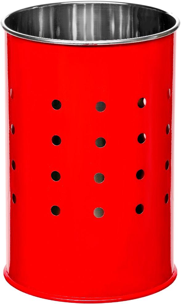 Подставка для столовых приборов Walmer Holly, цвет: красный, 10 х 15 смW26050215