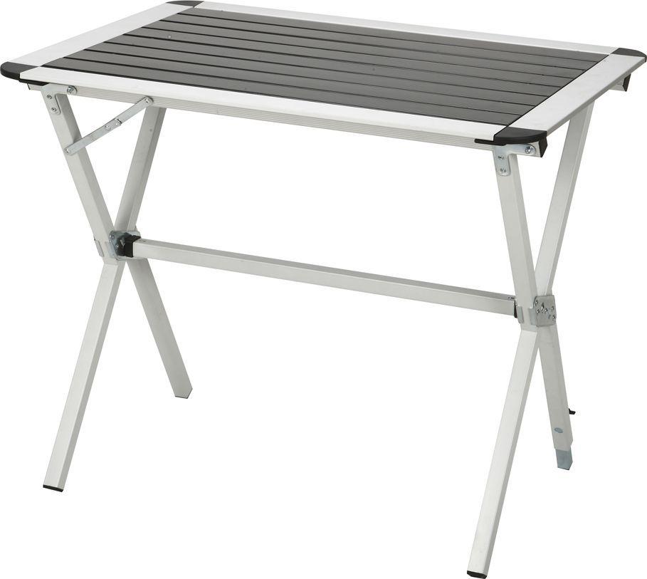 """Стол складной Greenwood """"TA-401S"""", цвет: серый, 80 x 60 х 70 см 336979"""