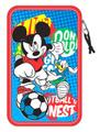 Пенал Mickey Футбол Тип D, с  ...