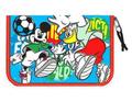 Пенал Mickey Футбол Тип F, с  ...