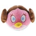 Мягкая игрушка Angry Birds Star Wars `Принцесса Лея`, цвет: розовый, 25 см