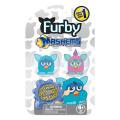 Фигурка-мялка 51921 Furby в блистере 2шт
