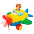 Kiddieland Развивающая игрушка `Самолетик`