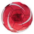 Мяч для мини-футбола John `Алмаз`, цвет: красный, 14,5 см