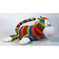 Интерактивная плюшевая игрушка `Миниобезьянка полосатая` Chericole. CTC-SM-9818D