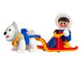 Tolo FF Набор игрушек Полярные сани