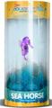 Hexbug Игровой набор Морской конек с аквариумом цвет фиолетовый