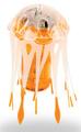 Hexbug Микро-робот Медуза цвет желтый