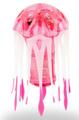 Hexbug Микро-робот Медуза цвет красный
