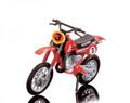 Dickie Toys Кроссовый мотоцикл  ...