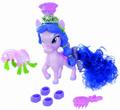 Blip Toys Королевские питомцы. Пони Lychee, питомец Мулан, 15,24x18,42x5,72см