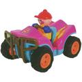 Zhorya Машинка на радиоуправлении цвет розовый
