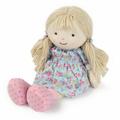 Мягкая игрушка-грелка Warmies `Оливия`, цвет: голубой
