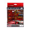 Plastic Toy Набор из 8 машинок