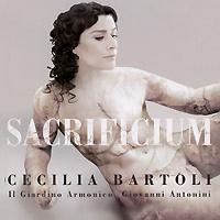 Cecilia Bartoli. Sacrificium. Купить.