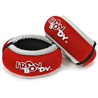 """Утяжелители для ног и рук """"Iron Body"""" - 2 x 0,5 кг"""
